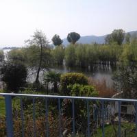 Una finestra sul lago..Appartamento Verbania