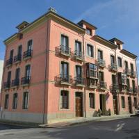 La Casona de Lazúrtegui: Ribadeo'da bir otel