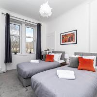 Klass Living - Dalmarnock Bridge Apartment, Rutherglen