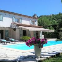 Peaceful Villa in Saint Paul de Vence with Swimming Pool