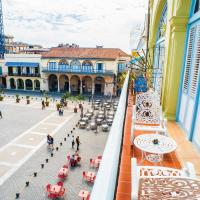 "Suite Plaza Vieja, ""Luxury Holiday in Old Havana"""