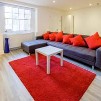 Allocated parking, light & bright apt. with garden