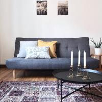 2ndhomes Tampere Charming City Center Apartment with Fireplace next to Great Restaurants - Otavalankatu