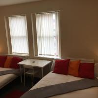 CREL Serviced Apartment- Anfield & Everton Area -Sleeps 7