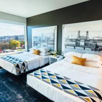 Jupiter NEXT, hotel in Portland