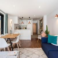 Quirky 2bed apt w/ private patio in West Hampstead