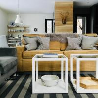 Rare Spahaus Luxury Cabin w/Resort Access, Tremblant/Lac-Superieur