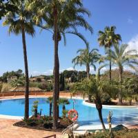 Luxury apartment 1 min to the beach Marbella