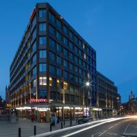 Hampton by Hilton Newcastle, hotel in Newcastle upon Tyne
