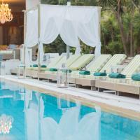 游泳池藝術酒店,菲蓮酒店及度假村