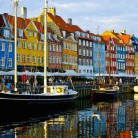 Beautiful apartment in Nyhavn, 120 sqm