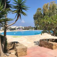 Modern, pool-side 2 bedroomed apartment