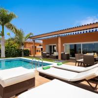Gorgeous Luxury Villa with Private Pool Playa de la Arena
