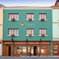 Černý Orel – Pivovar, Hotel, Penzion
