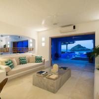 Casa Azul & Carioca in Careyes