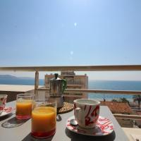 Nice Booking - Villa Kappas Balcon Vue mer