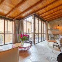 Babuino patio penthouse