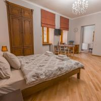 Nick's attractive apartment in old Tbilisi