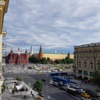 Red Square View Apartment
