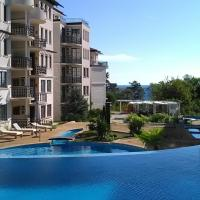 Beautiful 1st-Line Seaview Serviced Appartement in 4* The Cliff