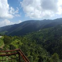 NatureRaga Pristine mountain lodge