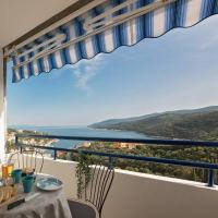 Apartment MarVista with Beautiful Sea View 2+2