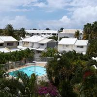 Marina de Saint-François: Studio avec piscines