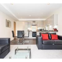 Luxury, modern apartment in York, sleeps 4