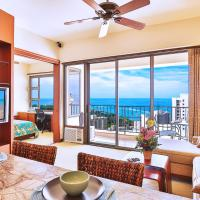 Luxury Penthouse with Panoramic Ocean Views | 1 Block to Beach | Free Parking & WIFI