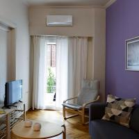 Modern apartment for 4 persons in the heart of Athens