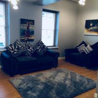 Spacious and Bright Town Centre Apartment