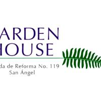 Suite 1C, Balcon, Garden House, Welcome to San Angel