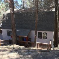 Sequoia National Forest Cabin
