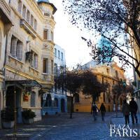 Plaza Paris Amistar