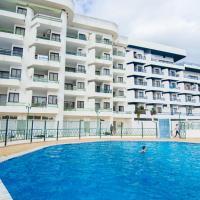 Apartamento T2 com Piscina e Wifi a 350 metros da Praia