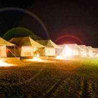 Tent accommodation in Village Sam, Jaisalmer, by GuestHouser 10551