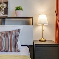 Apartment at Varshavskaya 2 pillows