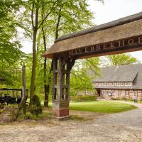 Landhaus Haverbeckhof, Hotel in Niederhaverbeck