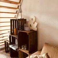 Unieke stadswoning voor 2 personen met Finse sauna