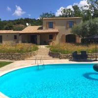 Modern Holiday Home with Private Pool in Tourtour
