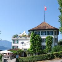 Jagd-Schloss - Swiss-Chalet Merlischachen