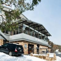 The Denman Hotel in Thredbo