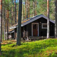 Laahtasen Leirintä ja Lomakylä, hotel in Ristijärvi