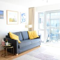 Modern 1 Bedroom In Bow With Sunny Balcony