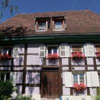 """Chambres d'hôtes """"Aux Portes de l'Alsace"""""""