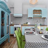 Blue House by Oliviya