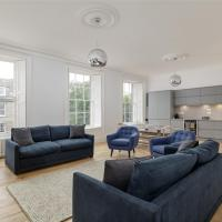 Two bed New Town Flat with Magnificent Views