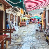 old town Stari Bar Adnan apartment