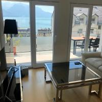 Luxury Apartment in Montreux, Swiss Riviera