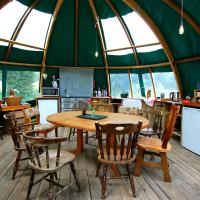 Valley Yurts
